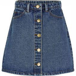 The New Skirt Marizza Denim Jeans/Blue / Blue