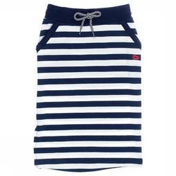 Jubel Skirt Lange Streep Sea View dark blue
