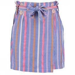CKS Kids Short Isabis Bleu/Rose Moyen