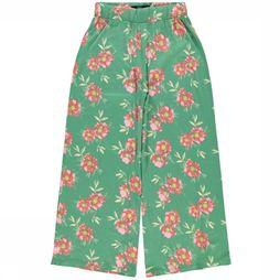 Lmtd By Name It Trouser fharmony green/Assortment Flower