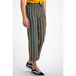Garcia Trouser G92521 black/dark yellow
