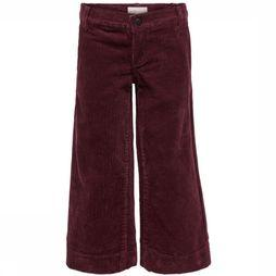 Kids Only Broek morris Cord Wide Bordeaux