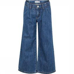 Name It Broek fbaculotta Denim Wide Pant Jeans/Middenblauw