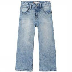Levi's Kids Jeans Flare 7/8 jeans/light blue