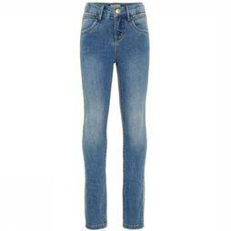Jeans salli Slim High Waist