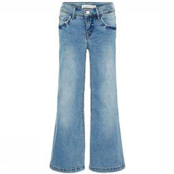 Name It Jeans faterete Dnm 1260 Wide Pant jeans/light blue