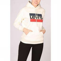Levi's Pullover Graphic Sport off white