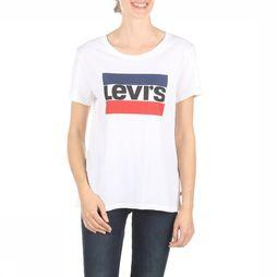 Levi's T-Shirt The Perfect Tee Blanc
