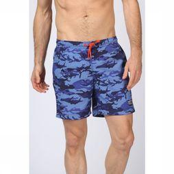 Napapijri Swim Shorts Vail blue/Assortment