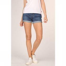 Levi's Short 501 Long Bleu Moyen