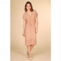 CKS Women Dress Narda light pink/camel