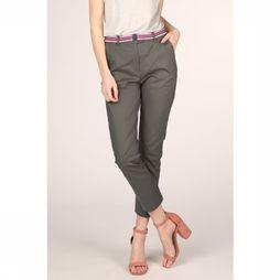 CKS Women Trousers Tallinn dark khaki