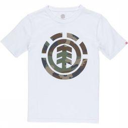 Element T-Shirt Foundation Icon Ss Boy Blanc