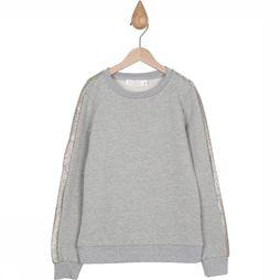 Marie&Theofiel Pullover Loulou Light Grey Mixture