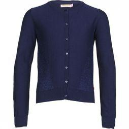 Someone Cardigan Leila-Sg-15-C dark blue