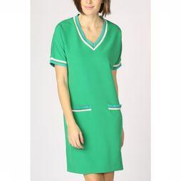 Vila Joy Dress Maya-L-51-A mid green