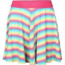 Someone Skirt Riet-Sg-41-E mid green/Assortment Rainbow