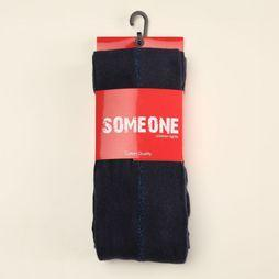 Someone Tights Mono-Sg-90-H dark blue