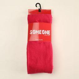 Someone Tights Mono-Sg-90-I mid pink