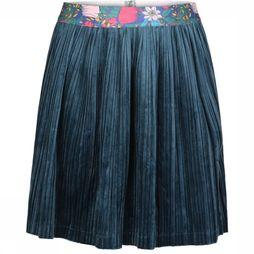 Someone Skirt Geomi-Sg-41-E Petrol