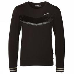 Awesome Pullover Sandra-G-16-D black