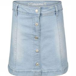 Someone Skirt Brooke-Sg-40-C jeans/light blue