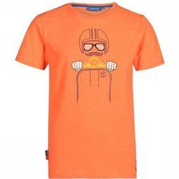 Someone T-Shirt Scoot-Sb-02-B Orange