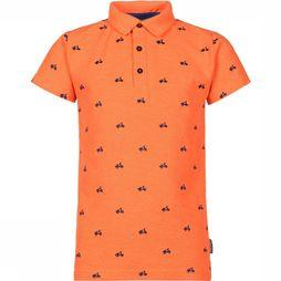 Someone Polo Scoot-Sb-05-D Orange