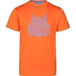 Someone T-Shirt Theo-Sb-02-B Orange