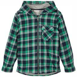 Name It Shirt Troy Shirt dark blue/green