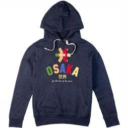 Osaka People Pullover Deshi Multi dark blue