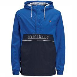 Jack & Jones Coat ordaniel Anorak unior royal blue/dark blue