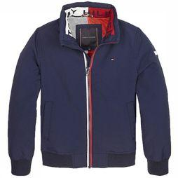 Tommy Hilfiger Coat Essential Jacket dark blue
