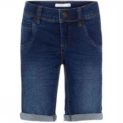 Name It Short Nkmsofus Dnmtax 2012 Long Noos Jeans/Middenblauw