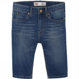 Levi's Kids Shorts 511 jeans/mid blue