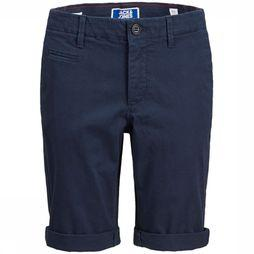 Jack & Jones Short Enzo Donkerblauw