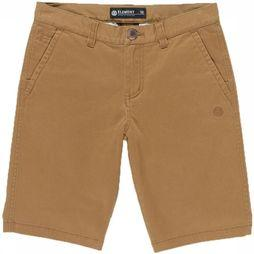 Element Shorts Howland camel
