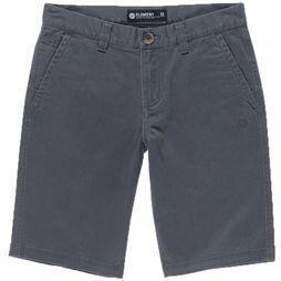 Element Short Howland Donkergrijs