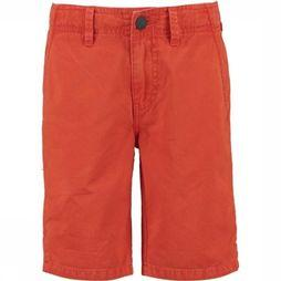CKS Kids Shorts Bolton mid red