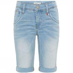 Name It Shorts theo light blue/jeans