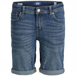 Jack & Jones Short Jjirick Jjoriginal Shorts Am 933 Jr Jeans/Bleu Moyen