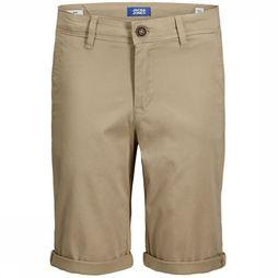 Jack & Jones Shorts Jjibowie Jjshorts Solid Sa Jr sand