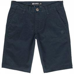Element Shorts Howland dark blue