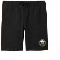 Vans Short By Og Checker Fleece Short Ft Noir
