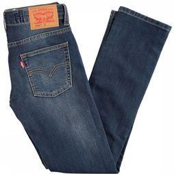 Levi's Kids Jeans 510 Skinny jeans/mid blue
