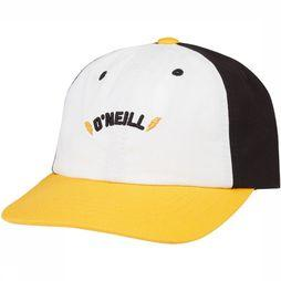 O'Neill Cap Dad Fit white/yellow