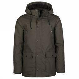 RVLT Coat Igon dark khaki