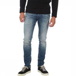 Jack & Jones Jeans Jjiglennor mid blue