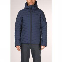Peak Performance Coat Frost mid blue