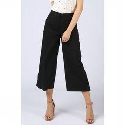 Numph Trousers Dalili Cropped black